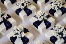 Matrimoni blu marino
