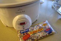 Crockpot & One-pot recipes