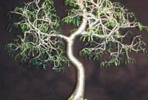 Tree of Life Art / celebrating gem trees and tree of life art