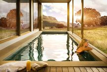 Spas and Retreats / This board is about the fabulous eco spas, small luxury retreats and self care spots on our planet Earth.  Sweetness!