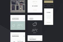 """Card"" web designs"
