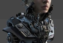 Project - bio robot - art