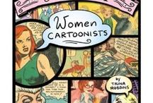 Comics I <3 / My favorite artists, comics, and graphic novels.