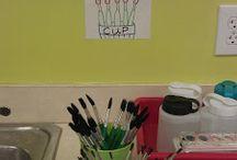 tidy classroom, tidy mind