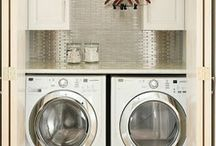 Laundry Rooms / by Kim Bybee
