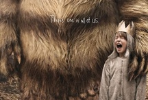 Where the wild things are / Don't go, I eat you up, I love you so,