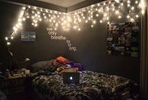 Lights / Fascinated in hanging lights.