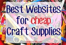 cheap art supplys / sometimes you can spend up to 1,000 pounds for about 15 things to me that's not enough so I have found cheep art supply's that are good quality!