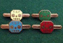 Enamel Pin Badges & Medals
