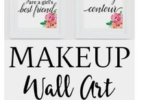 wall art print beauty
