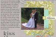 Wedding Inspiration for Scrapping / by Dana Leonard