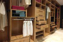 Nuestros clientes / armarios y vestidores de gente real