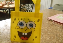 SpongeBob Birthday Party / by Robin B