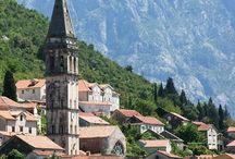 Places & spaces ~ Montenegro