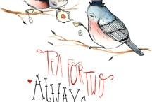 T-Birds / by Tea in England