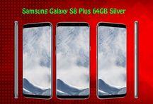 samsung galaxy s8 plus silver italia