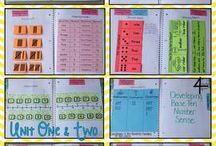 Interactive Notebooks / Resources for the primary classroom.