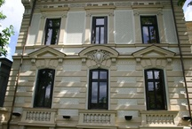 Beautiful old building near Bucharest/Romania