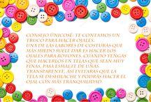 CONSEJOS DE COSTURA ÚNICOSE