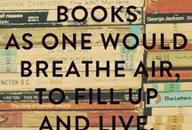 Book Quotes / Our favorite quotes on books, in books, around books. BOOKS!