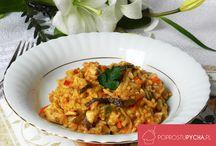 Kuchnia - Rizotta