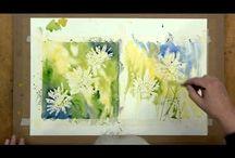 Art Tutorials/Techniques / by Toni van der Geest