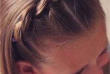 penteado p crianças