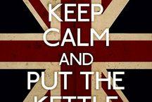Keep calm and ......