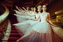 BALLERINA DREAM Collection by Victoria Schimbator and Keune Romania. / Cand emotia intalneste arta.