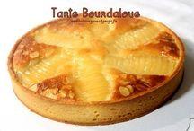 tarte bourdalou