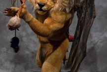 Lion Fursuit