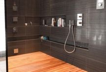 Bathrooms and Showers