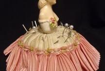 Doll pincushion