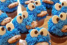 Cupcakes infantiles / Divertidos y originales cupcakes para niños. ¡Que ricura!