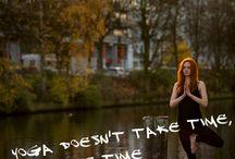 One More Reason For Yoga by YogoMotive / Yoga on with YogoMotive