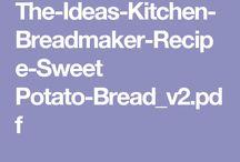Bread-Maker Recipes