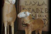 SHEEP VINTAGE / by cassie denison