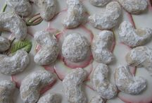 CRESCENT COOKIES  Kitchen Wisdom Gluten Free / Delicious butter cookies, packed with protein....Kitchen Wisdom Gluten Free Crescent Cookies Recipe  http://kitchenwisdomglutenfree.com/2014/02/25/crescent-cookies-gluten-free-forget-what-you-know-about-wheatc-2014/