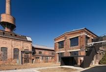 LUGI Coal mill building