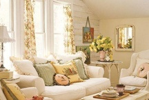 Living Rooms / by Lynnette Bailey