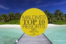 TOP 10 Maldives Resorts 2013