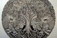 keltischer Baum