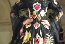Dolce Gabbana Fashion Week July 2017