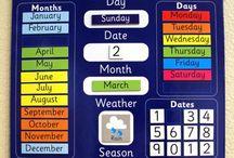 calendar diy