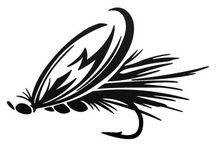 Flyfishing tattoo