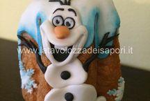NATALE / Torte e dolcetti e altro per Natale