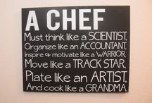 chefs quote