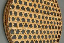 Bambu wall decoration
