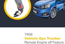 TR06 Vehicle GPS Tracker in India, Delhi, Mumbai / TR06 Advanced Vehicle GPS Tracking System Less with new Feature like Remote Engine Off, Monitoring Surveillance, Smergency Alarms, SoS.