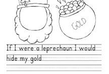 March/April  kindergarten